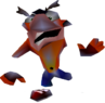 Crash Bandicoot 2 Cortex Strikes Back Crash Bandicoot Crushed