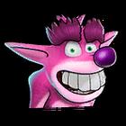 CTRNF-Pink Fake Crash Icon