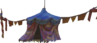 Crash Bandicoot N. Sane Trilogy Medieval Tent