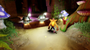 Crash Bandicoot N. Sane Trilogy Night Fight