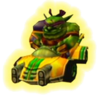 Crash Nitro Kart Zem In-Kart