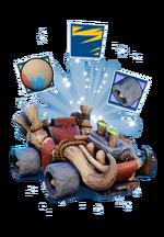 Mammoth kart set