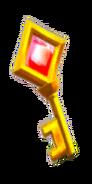 Crash Team Racing Nitro-Fueled Key