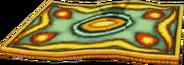 Floating Magic Carpet Crash Bandicoot 3 Warped