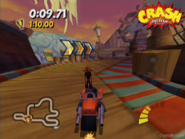 -9- Crash Tag Team Racing - Mystery Island.fw