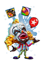 The clown bundle