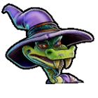 CTRNF-Wizard Komodo Joe Icon