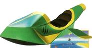 Coco's jet ski
