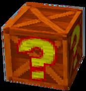 Crash Bandicoot 2 Cortex Strikes Back? Crate