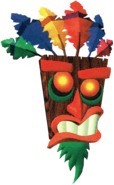 Japanese Aku Aku Crash 1