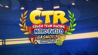 Crash Team Racing Nitro-Fueled – Gasmoxia Grand Prix Intro-0