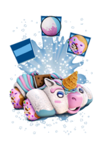 Candy cone kart set