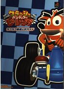 CTR japanese guide book
