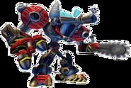 Mecha Bandicoot Crash Twinsanity