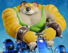 Kong fierce