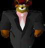 Crash Bandicoot Fat