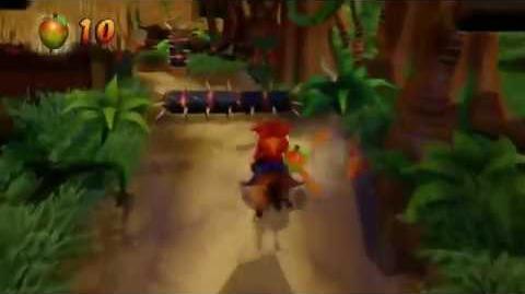 Crash Bandicoot N. Sane Trilogy PS4 - Hog Wild - Crash Bandicoot Gameplay!