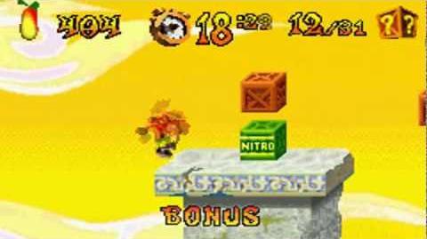 Crash Bandicoot Purple 99% Part 28 (Crate Smash)