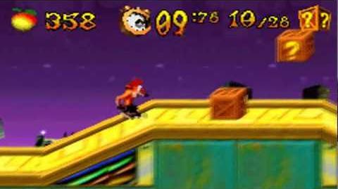 Crash Bandicoot Purple 99% Part 36 (Crate Smash)