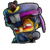 CTRNF-Ninja Cortex Icon
