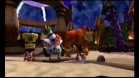 Crash Nitro Kart All Cutscenes - Team Cortex