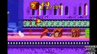 Crash Bandicoot 2 N-Tranced - 101% & All Platinums, Part 21 Rock The Casaba