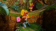 Crash Bandicoot N. Sane Trilogy Jungle