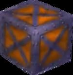 Locked Crate Crash Bandicoot 3 Warped
