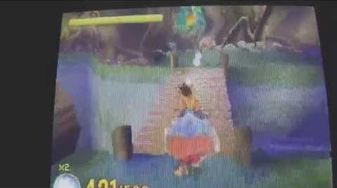 Crash Of The Titans Ds Part 3 Wumpa Jungle