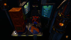 Generator Room Crash Bandicoot N. Sane Trilogy