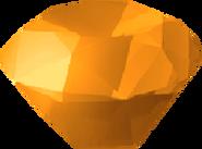 Crash Bandicoot 2 Cortex Strikes Back Orange Gem