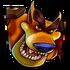 Crash Team Racing Nitro-Fueled Tiny Tiger Icon