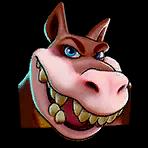 Crash Team Racing Nitro-Fueled Dingodile Icon