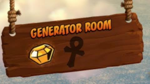 Crash Bandicoot - Generator Room