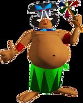 Crash Bandicoot Papu Papu
