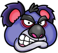 Crash Bandicoot N. Sane Trilogy Koala Kong Icon