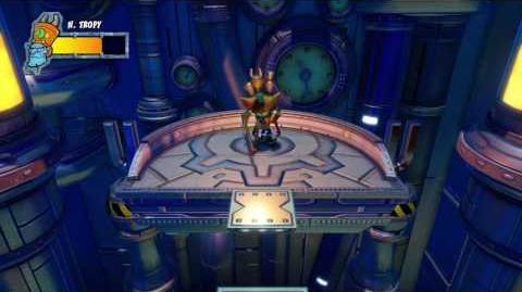 Crash Bandicoot N. Sane Trilogy N.Tropy Boss Fight