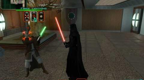Darth Nihilus vs Master Vrook