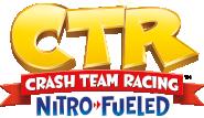 Logo CTR Nitro Fueled