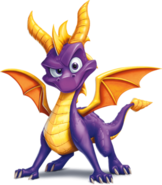 Spyro-RT-Render