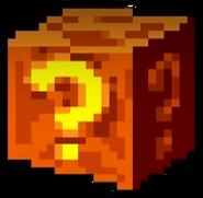Crash Bandicoot The Huge Adventure - Ícone da Caixa Surpresa