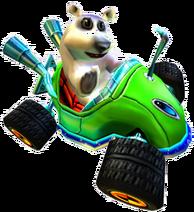 Polar Crash Nitro Kart (2004)