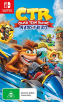 Nitro Fueled Jaquette Switch