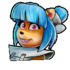 CTRNF-Megumi Icon