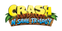 Crash Bandicoot N.Sane Trilogy Logo