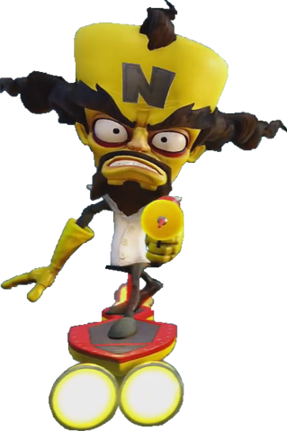 the best attitude e0821 285cb Doktor Neo Cortex