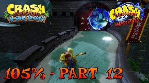 Crash Bandicoot N. Sane Trilogy - Midnight Run