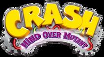 Crash Mind Over Mutant Logo