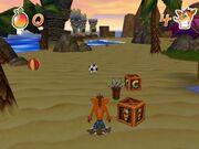 Crash twinsanity screenshot