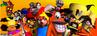 Crash Bandicoot Characters